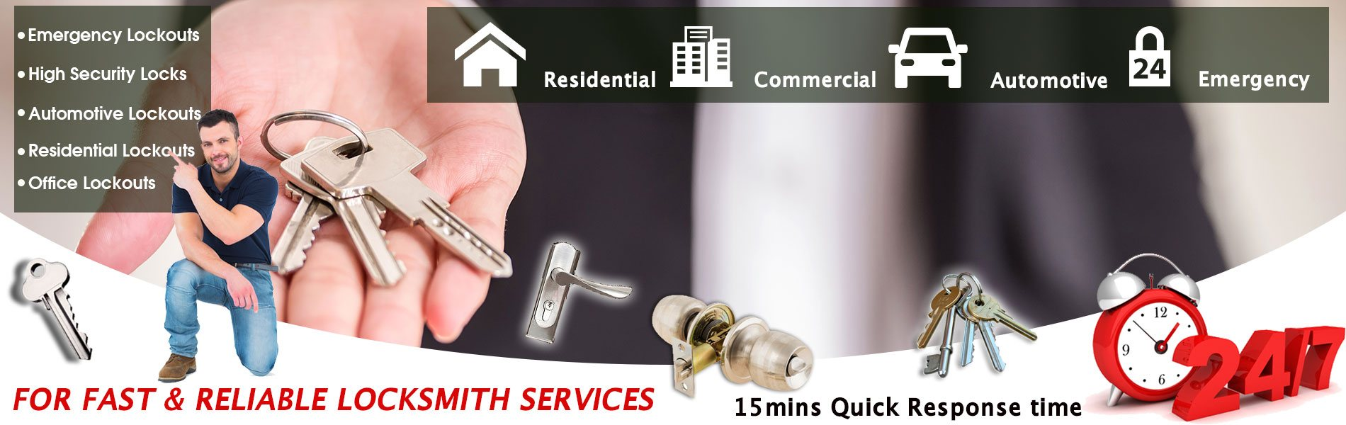 Indianapolis City Locksmith Indianapolis, IN 317-456-5207